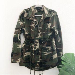 Forever 21 Camo Jacket
